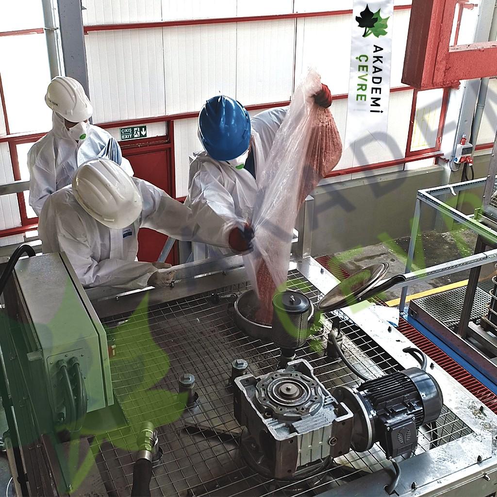 PCB Purification Process