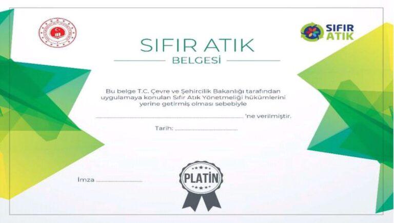 Zero Waste Document - PLATIN
