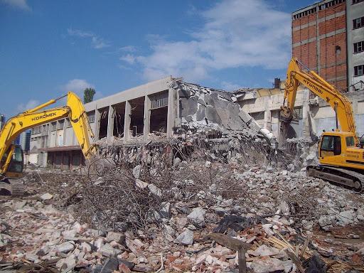Building Demolition and Dismantling Services